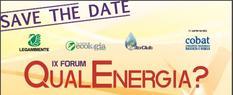 IX Forum QualEnergia?