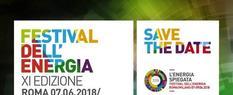 Festival dell'energia 2018: l'energia spiegata