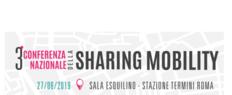 3° Conferenza nazionale sulla Sharing Mobility