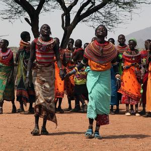 I Samburu del Kenya