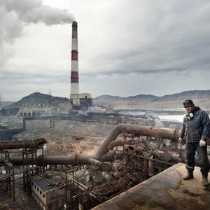 La città russa di Karabash