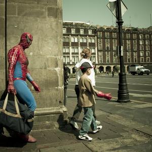 Essere un supereroe…!