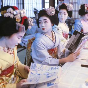 Il mistero della femminilità della geisha