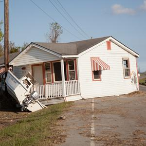 Hurricane Isaac Aftermath in Louisiana