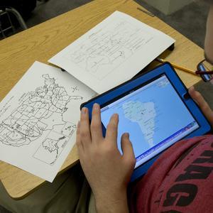 L'iPad sbarca nelle scuole USA