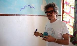 Niccolò Fabi aiuta i bambini angolani. In memoria di Lulù