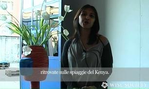 Ciabattine abbandonate diventano pezzi design per aiutare l'Africa