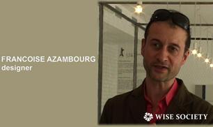 François Azambourg: il poeta dei materiali