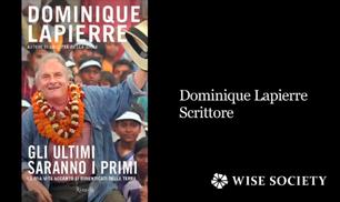 Dominique Lapierre: uno scrittore per i poveri