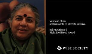 Vandana Shiva: una piccola grande anima in difesa della biodiversità