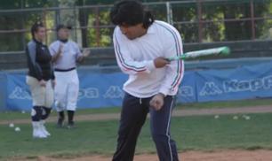 Il baseball giocato da non vedenti