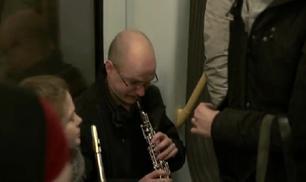 Concerto sulla metro