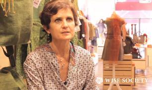 Marina Spadafora: produrre capi sostenibili, etici e alla moda