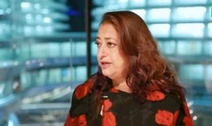 Zaha Hadid works in Beijing