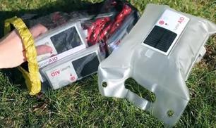 LuminAID: la lampada solare per le emergenze