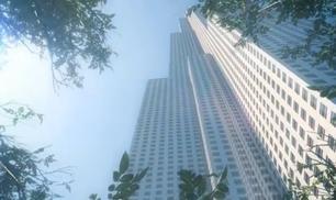 Il grattacielo che diventa una città