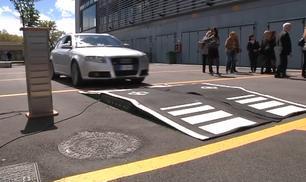Energia pulita dal traffico delle auto