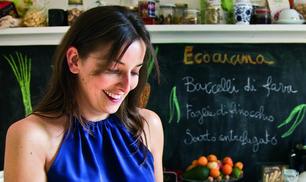 Lisa Casali e la ricetta anti spreco per cucinare i maki