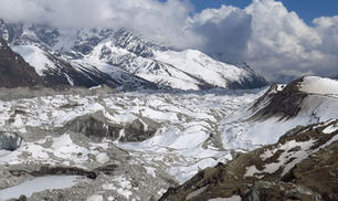 Il grido di dolore dei ghiacciai alpini