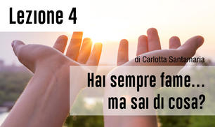 "Wise People coaching program: ""Hai sempre fame, ma sai di cosa?"""