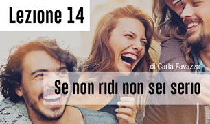 "Wise People Coaching Program: ""Se non ridi non sei serio"""