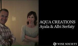 Aqua Creations: il design di coppia è stimolante
