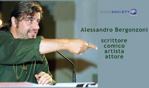 Alessandro Bergonzoni: il funambolo delle parole