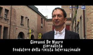 """Giovanni De Mauro: """"Internazionale"""" i lettori ci sono e vogliono saperne di più"""