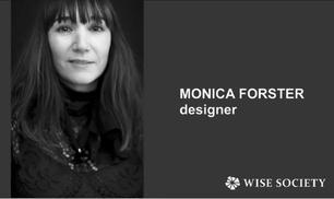 Monica Forster: oggetti pragmatici ma creativi
