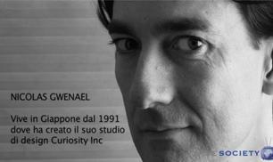 Gwenaël Nicolas: progettare è immaginare