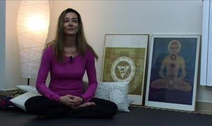Silvia Salvarani e i 5 tibetani