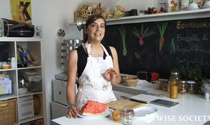 La cucina degli avanzi: una composta dalla buccia d'anguria