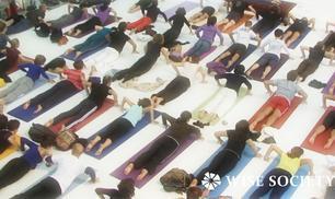Il mondo di YogaFestival