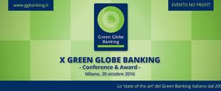 X Green Globe Banking