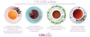I tè della salute