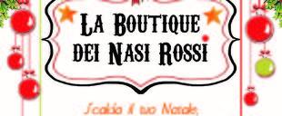 Mercatino natalizio La boutique dei nasi rossi 2017