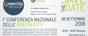 1^ conferenza nazionale delle Green City
