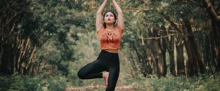 Yoga nei parchi, vivi il verde in città