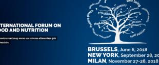 9° Forum Internazionale su Alimentazione e Nutrizione