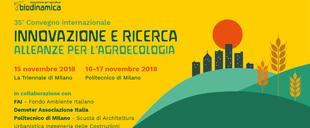 35° Convegno Internazionale di Agricoltura Biodinamica