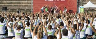 Giornata Internazionale dello Yoga con Yogafestival