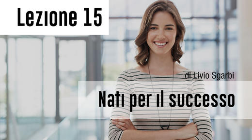 "Wise People Coaching Program: ""Nati per il successo"""