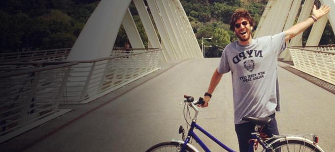 Il bike blogger poco fashion che fotografa bici e non modelle