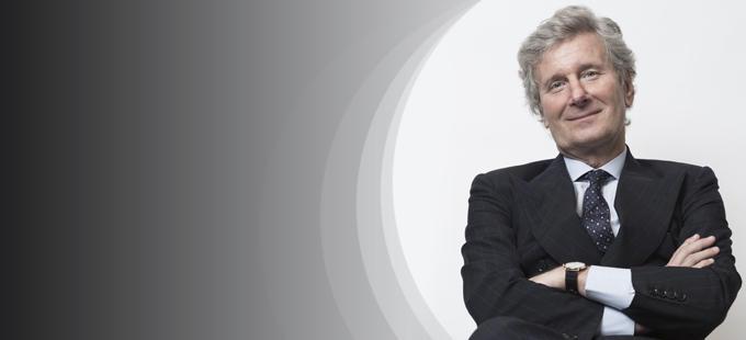 Claudio Luti e il design di lusso alla portata di tutti