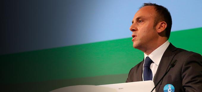 Antonio Moschetta: «Un terzo dei tumori nasce a tavola»