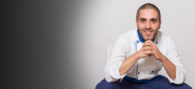 Marco Scaglione: «La cucina per celiaci è diventata la mia professione»