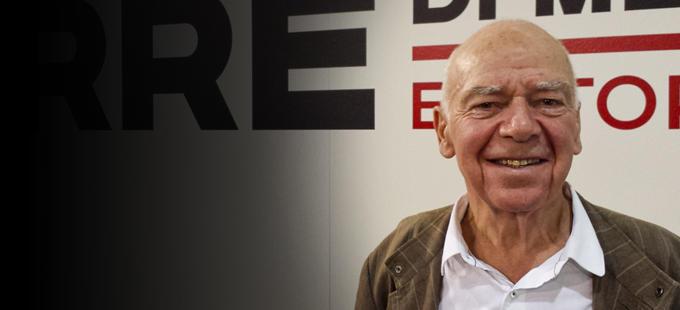 Bernard Ollivier: «Camminare è un toccasana per l'anima»