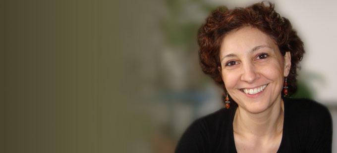Deborah Pavanello: «Lo stress lascia segni indelebili anche nell'iride»