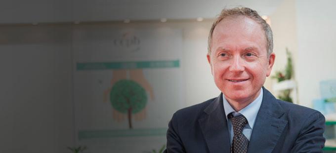 Fabrizio Piva: «La cosmesi biologica è pioneristica, ma sta crescendo»