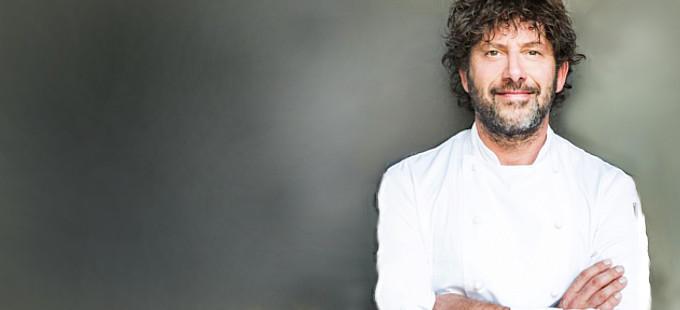 Lo chef Cesare Battisti: «La cucina povera è solo cucina intelligente»
